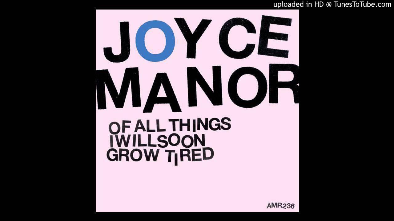Leather jacket joyce manor lyrics - Joyce Manor I M Always Tired