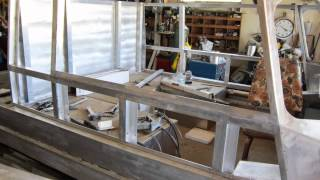 Airboat Construction Home Build Part 3