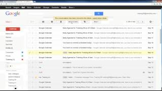 Gmail: Understanding your email interface