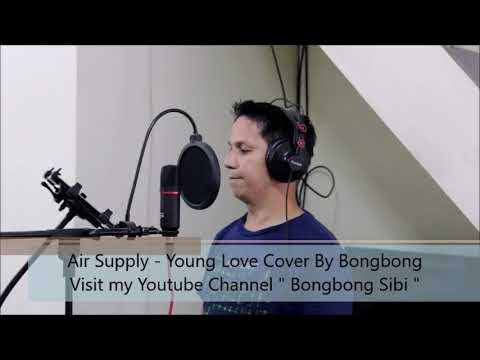 Air Supply - Young Love Cover by Bongbong Sibi
