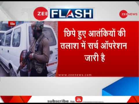 1 terrorist killed in encounter in J&K's Handwara | हंदवाड़ा में 1 आतंकी मारा गया