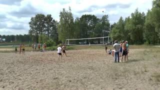 Пляжный волейбол. Мужчины. 8-я игра 25 июня 2016 года