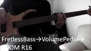 Squarepusher Theme Bass