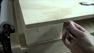 Cnc Drawer Slide Gantry Project