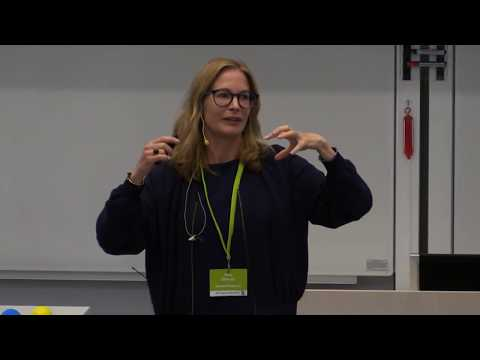 Digital transformation for collective well-being, Sara Öhrvall - SICS Open House 2017