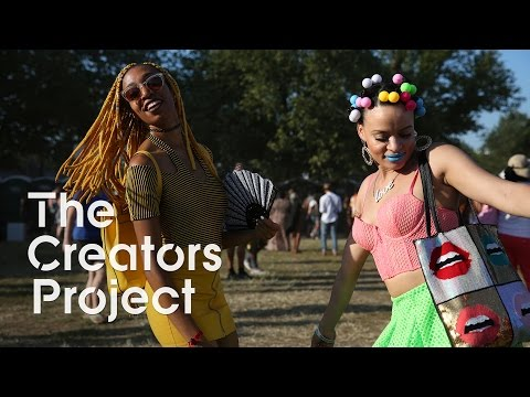 Afropunk Style, Hyperflesh Masks, and a Deep Web Dive | Culture Beat Episode 2