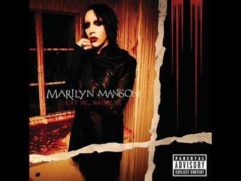 Marilyn Manson - Evidence + lyrics