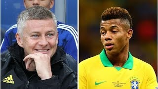 Man Utd table £46m bid for David Neres after Harry Maguire transfer agreed- transfer news today