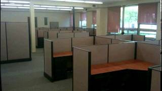 Chicago Herman Miller Cubicle Install - Office Furniture