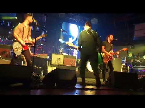 Feeder - Buck Rogers Live 05/03/18 Wrexham William Austin Hall