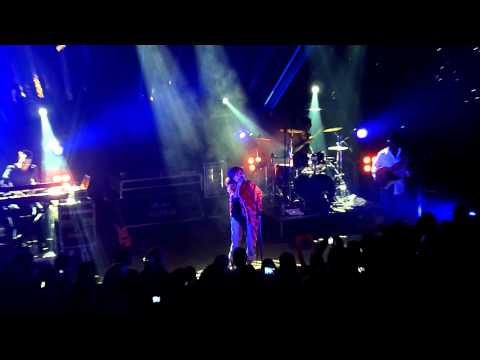 """Nneka - My Home -- Live in Athens ,Greece at """"Votanikos""""  Stage -- 06-10-2012"""
