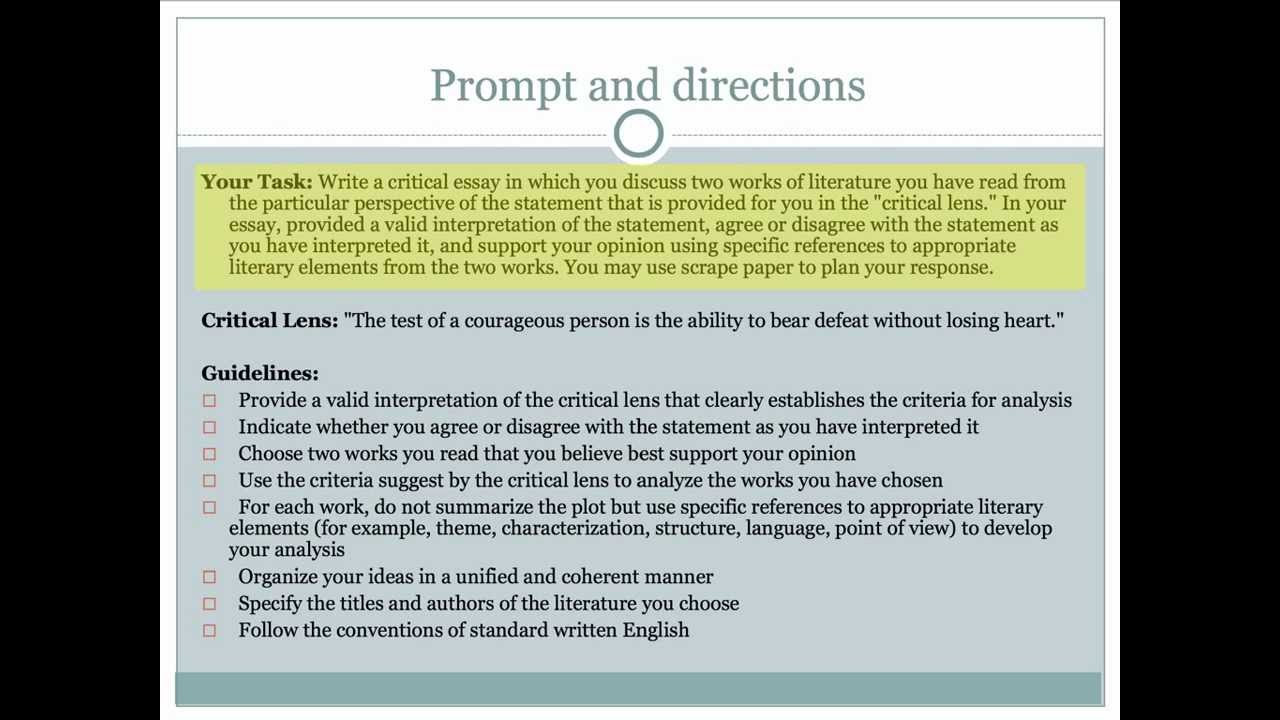 controlling idea unified essay Illustration paragraph essay unified—all of the sentences in a single paragraph should be related to a single controlling idea.