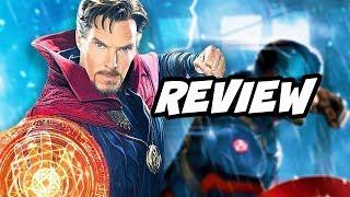 Doctor Strange Review - Marvel Phase 3