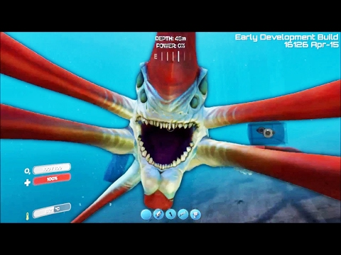 TERRIFYING UNDERWATER SEA ADVENTURE WITH JEROME & TEWTIY! - SUBNAUTICA