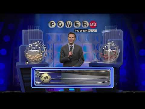 Powerball 20181024 from YouTube · Duration:  55 seconds