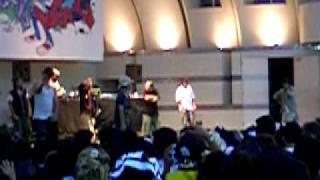 2010 8/22(sun)に行われた『B BOY PARK 2010』 「G.K.MARYAN」の出演時...