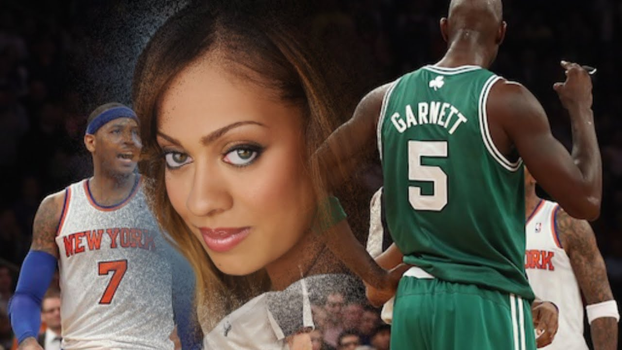 more on Carmelo Anthony and LaLa exposed did Kevin Garnett ...