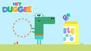 The Bubble Badge - Hey Duggee Series 1 - Hey Duggee