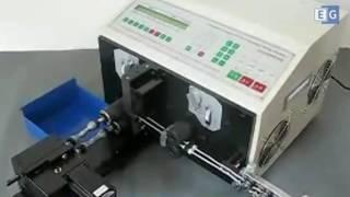 Автоматическая машина для резки и зачистки проводов KS-09T (с функцией скручивания)