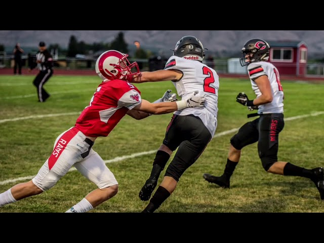 Camas Football: Papermakers Defeat West Valley