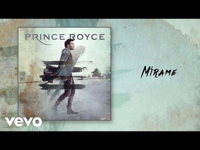 Prince Royce - Mírame (Audio)