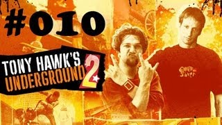 Let's play Tony Hawk's Underground 2 #010 Eric vs  David