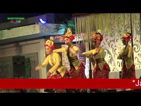 TARI SUMBER - Festival Karya Tari Budaya 2018 #BanyuwangiFestival
