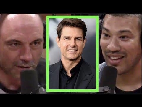 Michael Yo Interviewed Tom Cruise | Joe Rogan