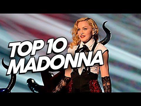 Madonna - Top 10 Performances TV