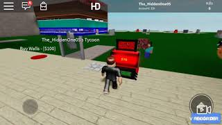 Idk What it's called but it's on roblox