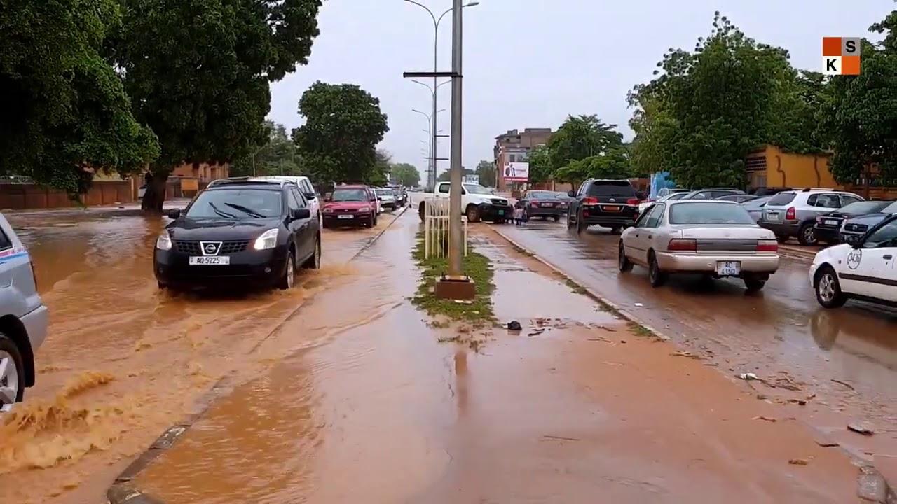 😢  Inondations à Niamey- 2020  - Aidons les sinistrés [Copyright : StudioKalangou]