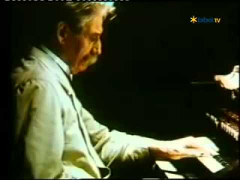 Albert Schweitzer: organorgel Günsbach fragment from movie original footage