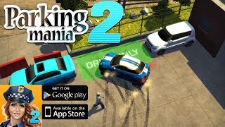 Parking Mania 2 - iPhone / Android - Gameplay Video