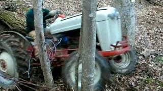 Faith Mountain Farm - A Tractor Tale 2008