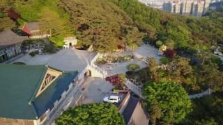 [흥륜사] 인천 연수구 동춘동 Aerial Phtogr…