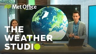 Is the heat coming back? - The Weather Studio 02/07/19