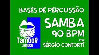 Sérgio Conforti - Samba 90 bpm