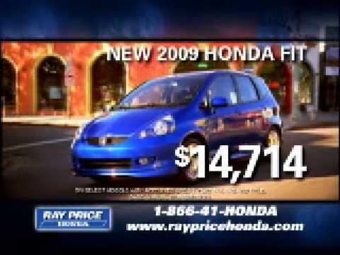 Ray Price Honda >> Ray Price Honda Buy A Honda Fit 30 In Stock