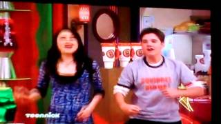 iCarly:Sam vs.Jocelyn(Girl Fight)
