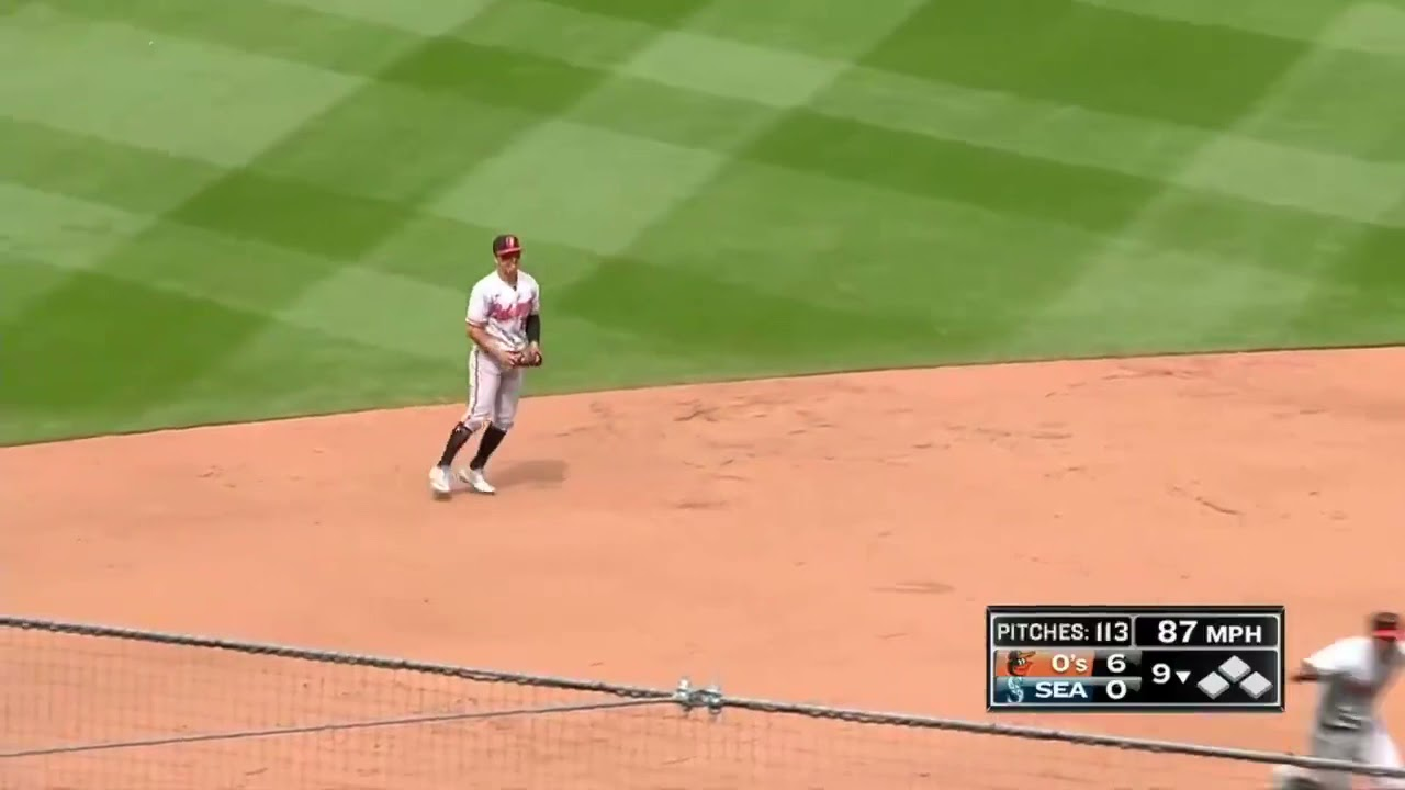 Baltimore Orioles' John Means pitches no-hitter vs. Seattle Mariners ...