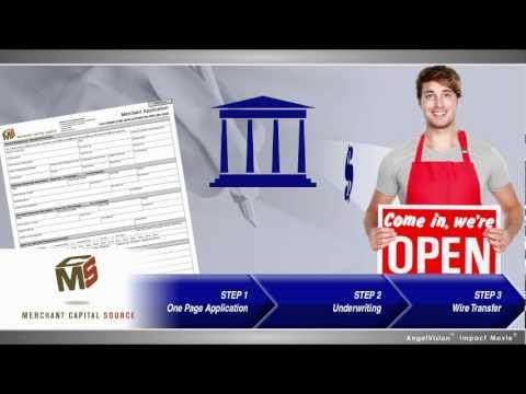 Merchant Capital Source - Small Business Financing