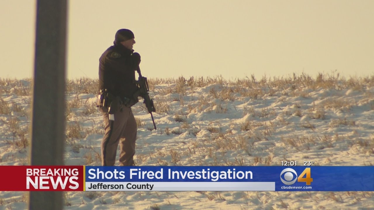 Sheriff Asks For Help Identifying Person In Video After Shots Fired Near C470 And Ken Caryl