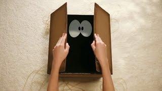 Das Malbuch OmNom - Folge 1. Das ungewöhnliche Paket.