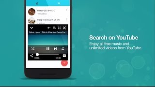 HoverPlayer - floating YouTube music video Player