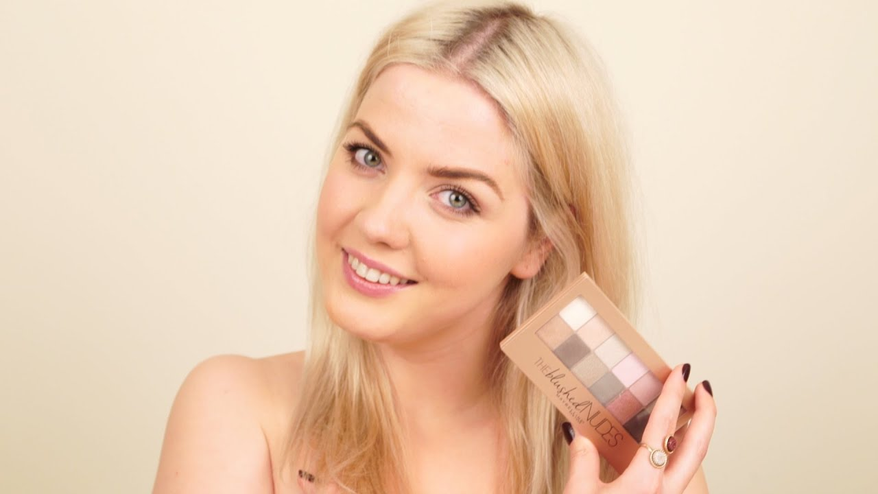 Get Ready with Me: Maybelline Dare to Go Nude & Everyday