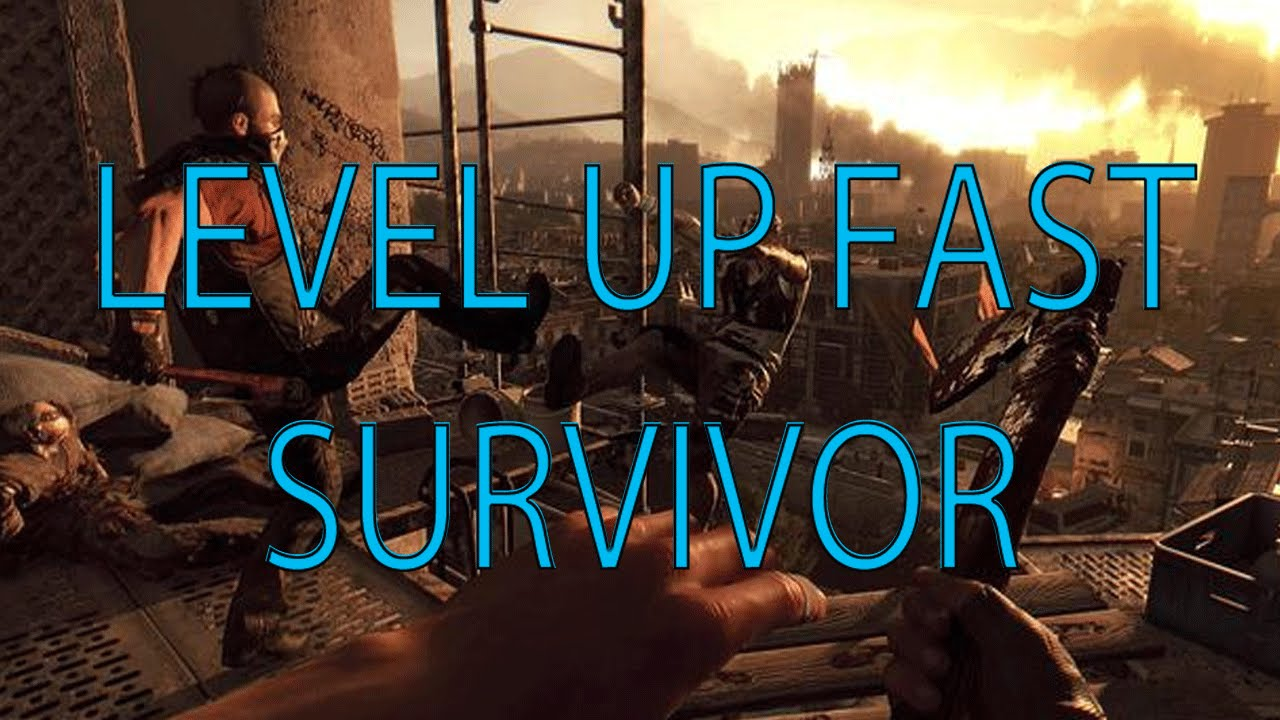 how to get survivor xp dyinglight