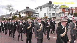 Ulster Volunteer Force 1913-2013 100th Anniversary Parade Return