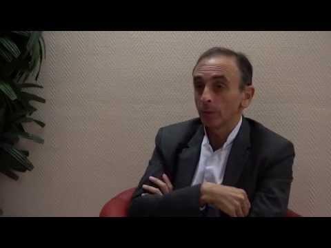 Éric Zemmour, l'interview choc