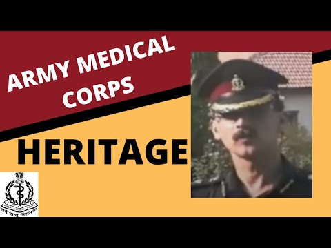 Army Medical Corps Heritage Hospital