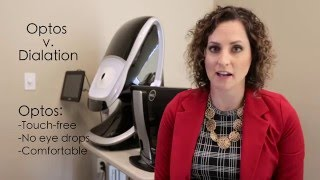 How to avoid getting your eyes dilated at the eye doctor | OPTOS explained